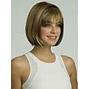Capless Top Grade Synthetic Mixed Colour Short Straight Bob Full Wig