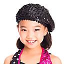 performances / vêtements de danse creuse spandex headpeice / chapeau (plus de couleurs)