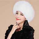 bont accessoires bontmuts vossenbont speciale gelegenheid / casual hoed (meer kleuren)