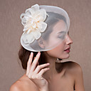 Organza Wedding/Special Occasion Hat Flower Headpiece(More Colors)