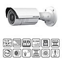 HIKVISION DS-2CD2632F-IS Outdoor 3.0MP 2.8-12mm Vari-focal IR Bullet Camera(Audio and Alarm,PoE)