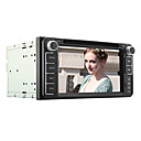 6.2Inch 2 Din Car DVD Player for TOYOTA Corolla 2006-2014 with GPS,IPOD,RDS,Bluetooth,Touch Screen
