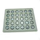 CR1616 3v 55mah cell knap batteri (30-pack)