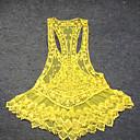 החולצה הרצועות הסקסית של מנגה נשים