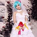 vocaloid diva - hanayome miku cosplay kostyme