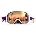 basto gouden frame goud sensor skiën sneeuwbril