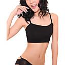 yisikana® borboleta de fibra de bambu bra strapless gallus das mulheres
