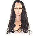 20Inch 100% Indian Human Hair Nature Wave Full Lace wig