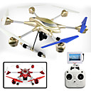 Huajun HJ816 4CH 6Axis RC Quadcopter with 2.0MP HD Camera/Headless Mode/One Key Return