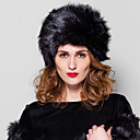 Fur Accessories Fur Hat Faux Fur Fahion Fur Hat(More Colors)