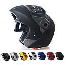 Safe Flip Up Motorcycle Helmet With Inner Sun Visor Everybody Affordable JIEKAI-150