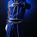 Fullmetal Alchemist Roy Mustang Uniform Cosplay Costume(Includes Gloves)