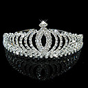 Women's Rhinestone/Crystal Headpiece - Wedding/Special Occasion Tiaras