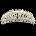Women's Rhinestone/Alloy/Imitation Pearl Headpiece - Wedding Tiaras 1 Piece