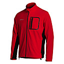 SPAKCT Men's Cycling Tops / Jacket Long Sleeve Bike Breathable / Windproof / Sweat-wicking / Thermal / WarmRed