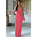 Women's Slit Sexy Maxi Dress