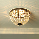 Crystal Ceiling Lamp Nordic Retro Style Modern Simple Corridor Restaurant
