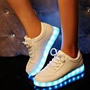 Mujer Confort Zapatos con luz Sintético Primavera Verano Otoño Invierno Deportivo Casual Fiesta y Noche Confort Zapatos con luz Hebilla