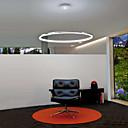 Max 30W Moderni LED Galvanoitu Metalli Riipus valot Living Room / Makuuhuone / Ruokailuhuone / Työhuone/toimisto