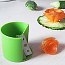 légumes nouveauté machine tranche 6 * 6cm, couleur aléatoire