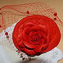 Forcine per capelli / Fascinators / Ghirlande di fiori - Matrimonio / Feste - di Pizzo