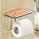 Toilet Roll Holder Chrome Colour