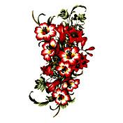 5 ks dočasné tetování (17.5cm*10cm)