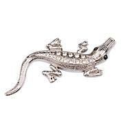 Car Emblem Sticker - Crocodile