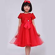 子供ドレス プリンセスライン チュール