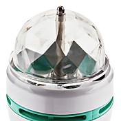 3W E26/E27 Bombillas LED de Globo 3 LED de Alta Potencia 270 lm RGB AC 85-265 V