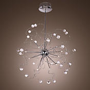 Artistic Crystal pendant Light with 20 Lights