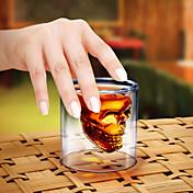 kristalne lubanje čašice za aperitiv pivo šalice