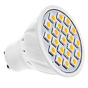 1.5w gu10 led reflektor mr16 20 smd 5050 190 lm toplo bijelo c 220-240 v