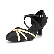 Zapatos de baile (Negro) - Moderno/Salón de Baile - No Personalizable - Tacón de estilete