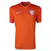 2014ワールドカップワールドカップジャージオランダ家庭用ゲームオレンジ(ファン)