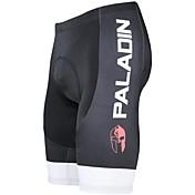 ILPALADINO Pantalones Acolchados de Ciclismo Hombre Bicicleta Shorts/Malla corta Pantalones Cortos Acolchados Prendas de abajoSecado