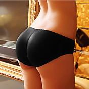 la cadera de la mujer acolchada bragas de conformación sin costura