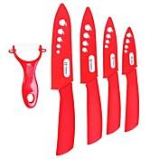 Cermicナイフスーツ、詳細ページCermicナイフと1個ピーラー