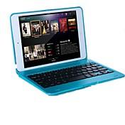 Para Carcasa Funda con Soporte con Teclado Flip Cuerpo Entero Funda Color sólido Dura Policarbonato para Mini iPad 3/2/1