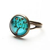 Prstenje Dnevno / Kauzalni Jewelry Smola Žene Prstenje sa stavomPrilagodljive
