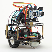 KIT de aprendizaje robot m�vil
