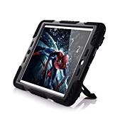 林檎 iPad 2/iPad 4/iPad 3 - 360⁰ケース (シリコーン , レッド/ブラック/ピンク) - スポーツ&アウトドア