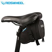 ROSWHEEL® Bolsa de Bicicleta 1.2LBolsa para Bagageiro de Bicicleta Multifuncional Bolsa de Bicicleta Ripstop 600D Bolsa de Ciclismo