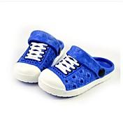 男の子用 女の子用-アウトドア カジュアル-化繊赤ちゃん用靴-スリッパ&フリップ・フロップ-ブルー イエロー ピンク レッド