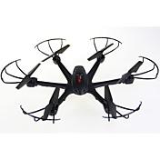 Dron MJX 4 Canales 6 Ejes 2.4G - Quadccótero de radiocontrol Quadcopter RC Mando A Distancia 1 Batería Por Dron Manual De Usuario Cable