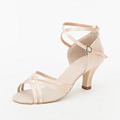 Zapatos de baile Zapatillas de Deporte/Danza latina/Salsa - No Personalizable - Tacón de estilete