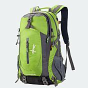 40 L Batohy Tašky na notebook Cyklistika Backpack Travel Duffel Pokrývky na batoh Outdoor a turistika Lezení cestováníVoděodolný Odolné