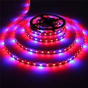 morsen® celé spektrum vedl růst světla 300leds LED pásek lampy pro pěstování rostlin non vodotěsné akvarijní osvětlení