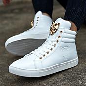 Třpytky PVC-Novinky Módní boty-Dámské Pánské-Černá Červená Bílá-Outdoor Běžné