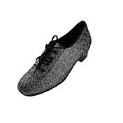 Zapatos de baile (Negro) - Zapatillas de Baile - No Personalizables - Tacón Cubano